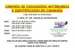 CAMPAÑA DE VACUNACION ANTIRRABICA EN PERROS, GATOS Y HURONES COMUNIDAD DE MADRID