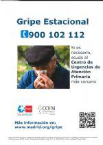 CAMPAÑA DE PREVENCIÓN DE LA GRIPE