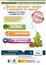 NUEVAS AYUDAS DEL PROGRAMA LEADER 2014- 2020