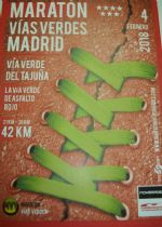 MARATÓN VÍAS VERDES MADRID