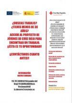 PROYECTOS DIRIGIDOS A JÓVENES MENORES DE 30 AÑOS. CRUZ ROJA COMUNIDAD DE MADRID
