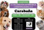 CAMPAÑA DE VACUNACIÓN ANTIRRABICA E IDENTIFICACIÓN 2019