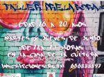 TALLER PRELABORAL PARA JÓVENES DE 16 A 20 AÑOS