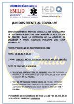 CAMPAÑA DE ANÁLISIS COVID