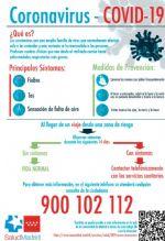 CALMA Y PREVENCIÓN LOS PRINCIPALES ENEMIGOS DEL CORONAVIRUS