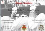 ENSAYO SOLIDARIO A BENEFICIO DE CÁRITAS